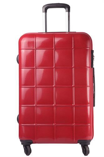 """מזוודה בינונית אקולק קשיחה  24"""" Echolac CHOCOLATE"""
