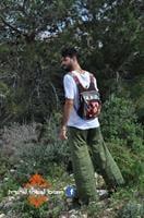 מכנסי דייגים, כותנה נפאלית