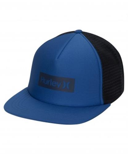 HURLEY O&O SQUARE TRUCKER HAT