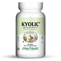 -- Maxi Kyolic® שום -- 90 טבליות Maxi Health