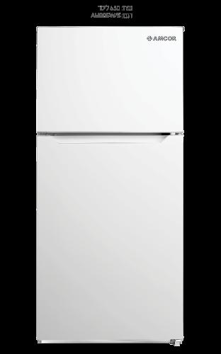 מקרר 2 דלתות NOFROST מקפיא עליון 650 ליטר תוצרת AMCOR דגם AM665W