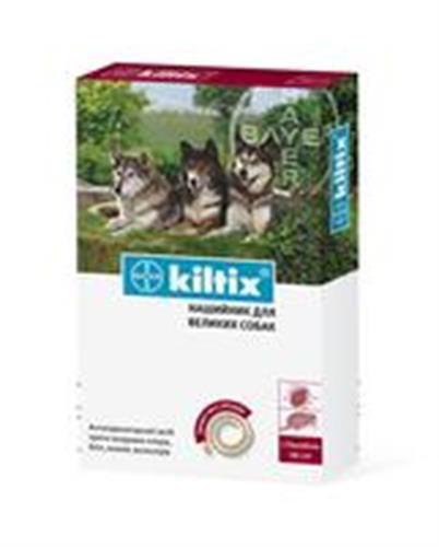 """קולר קילטיקס לכלב מעל 20 ק""""ג"""