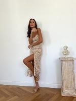 שמלת אירן פרחונית