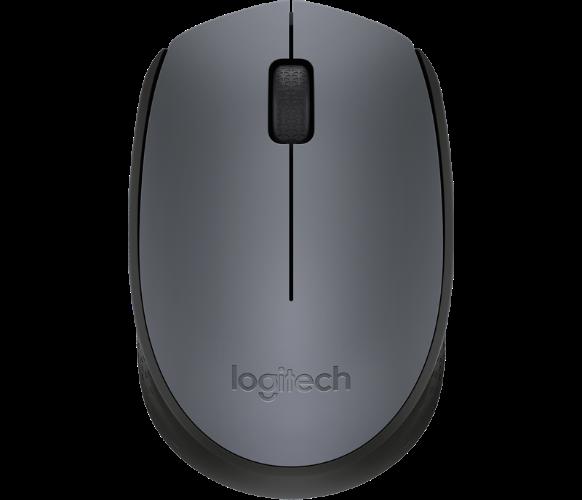 עכבר אלחוטי Logitech M170 אפור