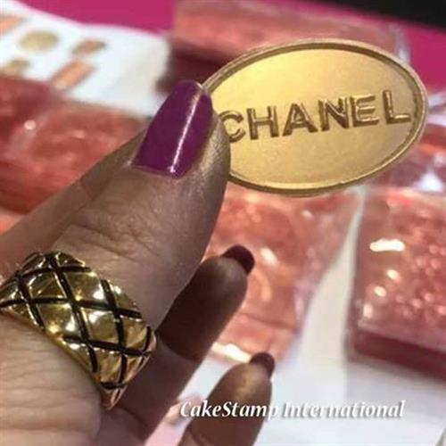 Chanel coin stamp