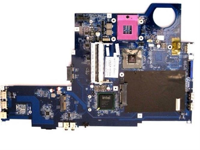 לוח למחשב נייד לנובו Lenovo G530 Motherboard FRU 43N8350 - JIWA3 LA-4212P