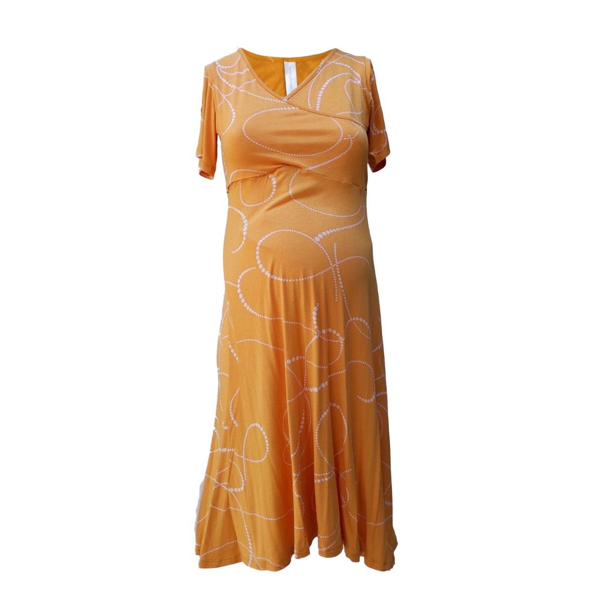 שמלת הריון נורית
