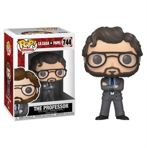 פופ! בית הנייר - פרופסור