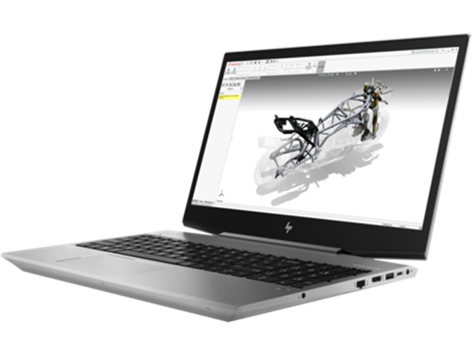 מחשב נייד HP ZBook 15 G5 Mobile Workstation 3JL52AV