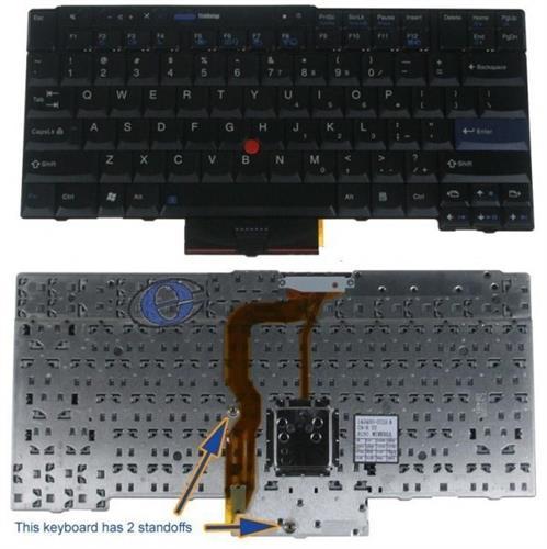מקלדת למחשב נייד לנובו Lenovo IBM Thinkpad T420 T420i T420S keyboard 04W2753