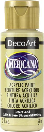 """צבע אמריקנה 59 מ""""ל Desert Sand DAO77"""