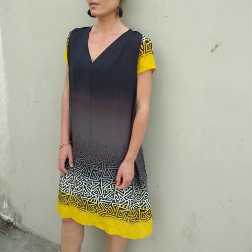 שמלת אמבר אתני