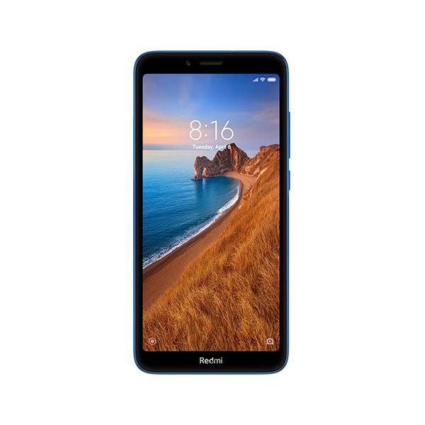 """סמארטפון Redmi 7A Xiaomi דגם 2GB+16GB מסך """"5.45 מצלמה קדמית 5MP אחורית 12MP - משלוח חינם"""