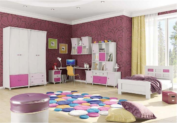 חדר ילדים נורית