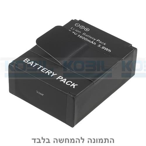 סוללה למצלמת גופרו 3 3+ מדגם AHDBT-300 1600mAh