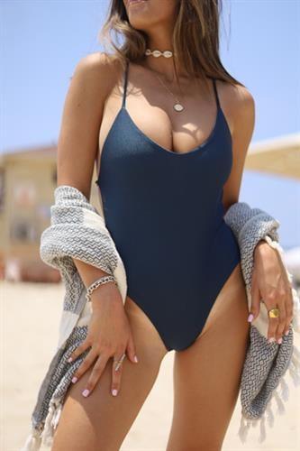 בגד ים שלם מיאמי - shark