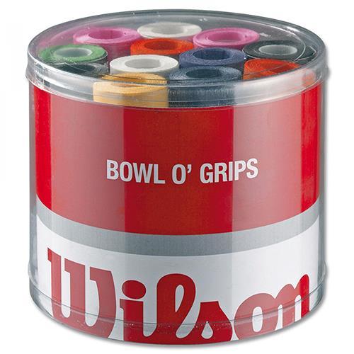 חבילת גריפים Wilson Bowl O' Grips