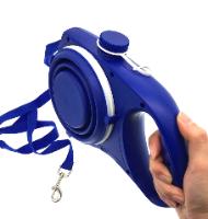 רצועת טיול לכלב משולבת 4 ב-1 – 4Dog