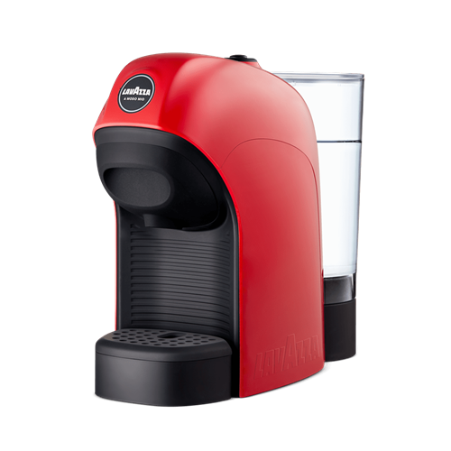 מכונת אספרסו Lavazza Tiny - לאווצה אדום