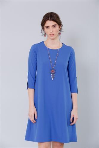 שמלת פיונה כחולה