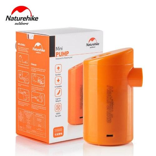 משאבת ניפוח נטענת Nature Hike Inflator pump