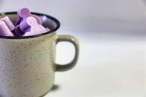 מארז כוס סבונים ריחניים
