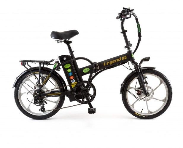 אופניים חשמליים GREEN BIKE LEGEND 48