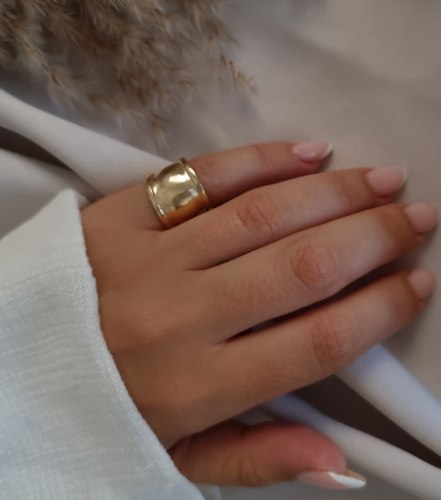טבעת סלבדור זהב