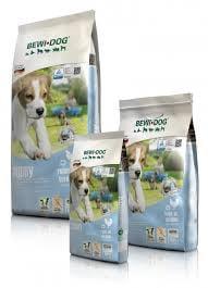 """בווי דוג פאפי 12.5 ק""""ג מזון יבש לכלבים"""