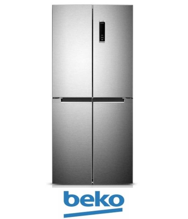מקרר 4 דלתות בקו beko דגם GNO4021XPIL