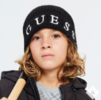 כובע GUESS שחור - 2-10 שנים