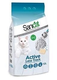 חול לחתולים סניקט מתגבש לס טרק 10 ליטר