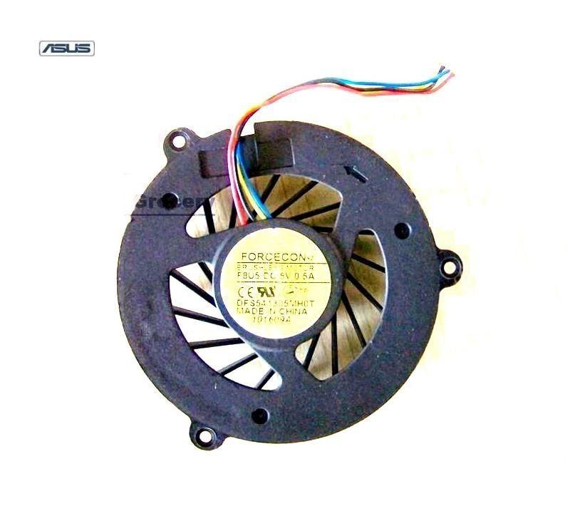 מאוורר למחשב נייד אסוס ASUS M50 / G50 / G51 / G60 / N50 CPU FAN DFS541305MH0T NW