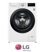"LG מכונת כביסה 8 ק""ג דגם F1608BD"
