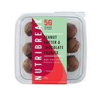 עוגיות חלבון שוקולד חמאת בוטנים