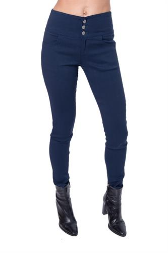 מכנס ג'קי כחול