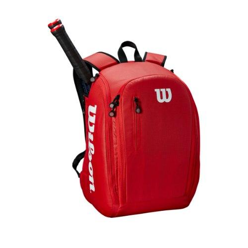 תיק טניס Wilson Tour BackPack red