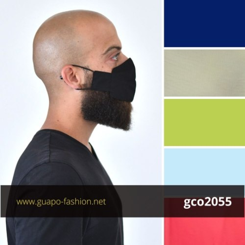 face coverings for bearded man| item 2055