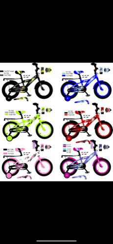 אופניים 18 אינץ
