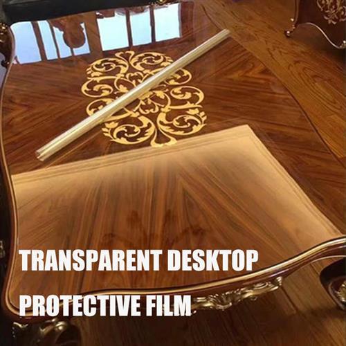 גליל שקוף להגנת רהיטים
