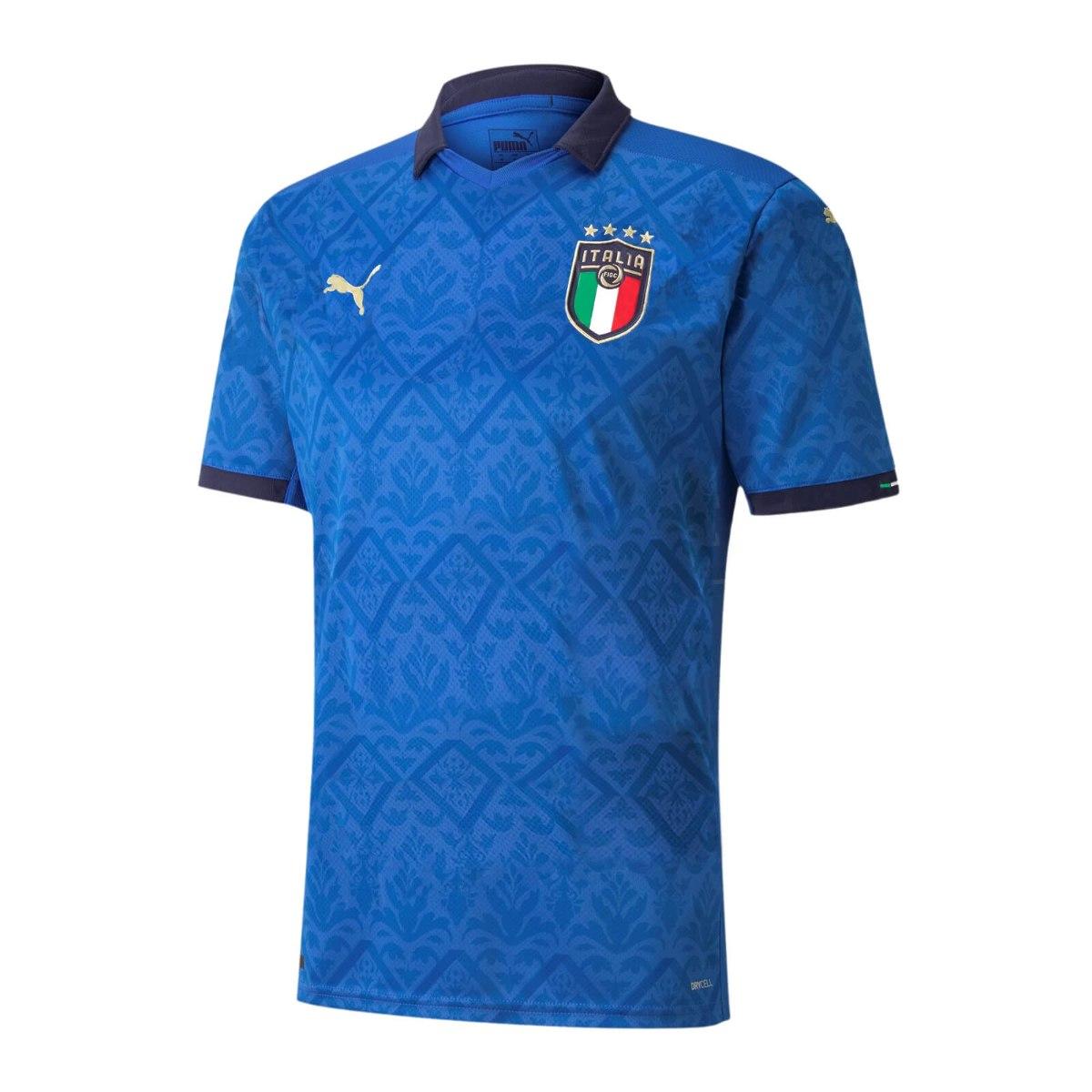 חולצת אוהד איטליה בית יורו 2020