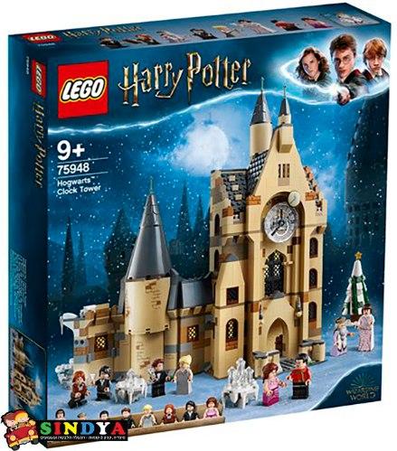 לגו הארי פוטר מגדל השעון 75948 - LEGO Hogwarts™ Clock Tower