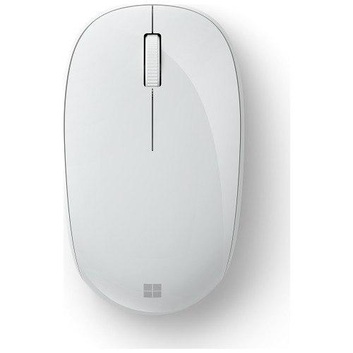 עכבר אלחוטי Microsoft Bluetooth Mouse White RJN-00057 מיקרוסופט