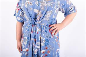 שמלת ברנדה כחולה