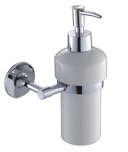 דיספנסר לסבון נוזלי בהדבקה