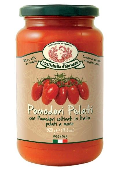 רוסטיקלה מחית עגבניות טבעי