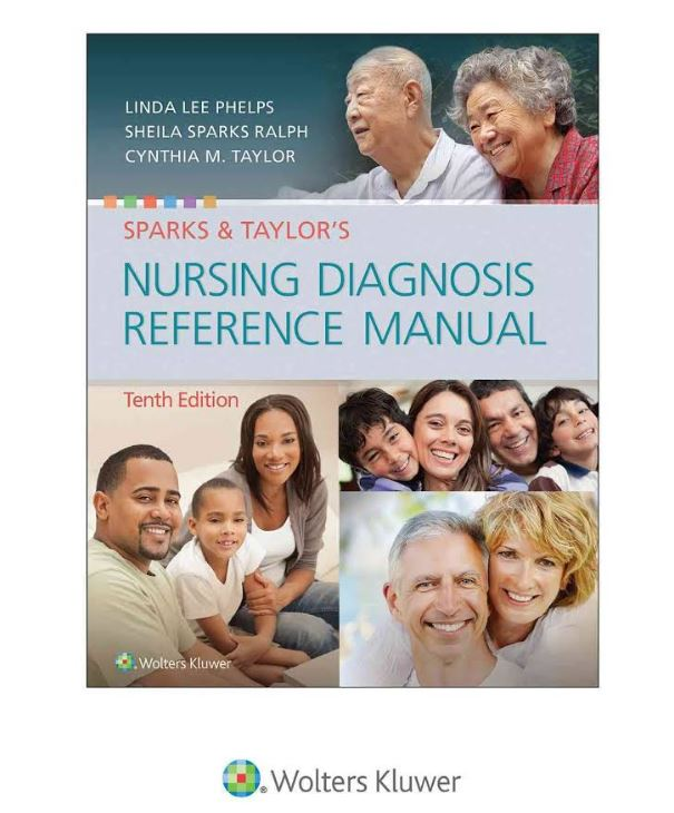 SPARKS TAYLOR NURSING DIAGNOSIS REFERENC