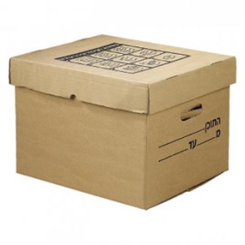 קופסא ארכיב מכסה  (מטרו)