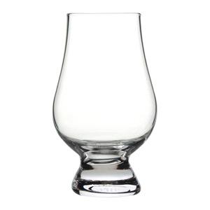 שישיית כוסות וויסקי סינגל-מאלט גלנקיירן חלקות, ללא לוגו
