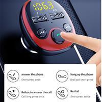 משדר בלוטוס איכותי לרכב+דיבורית